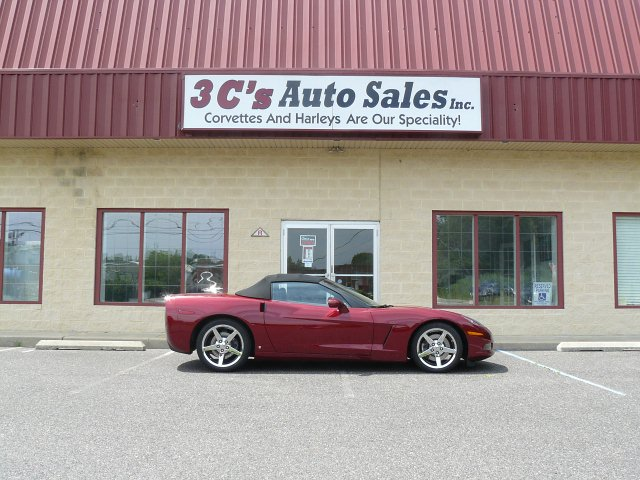 2007 Chevrolet Corvette Z51 Convertible