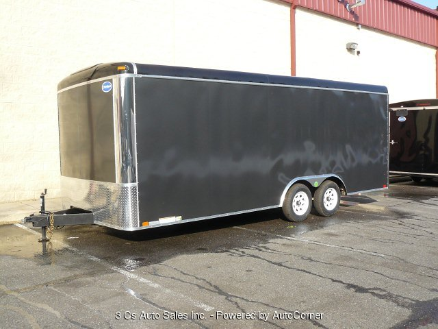 2019 United 85x20 ULT Trailer